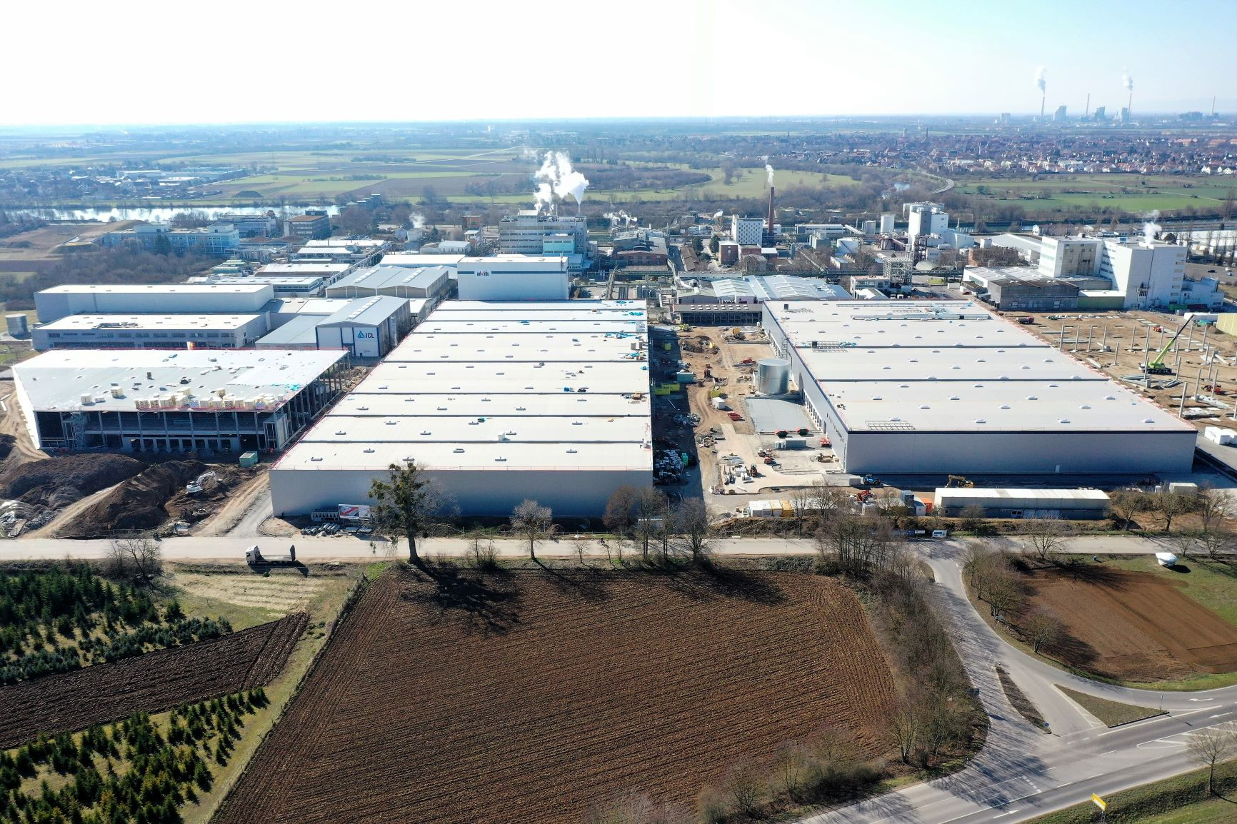 neska logistikzentrum ladenburg